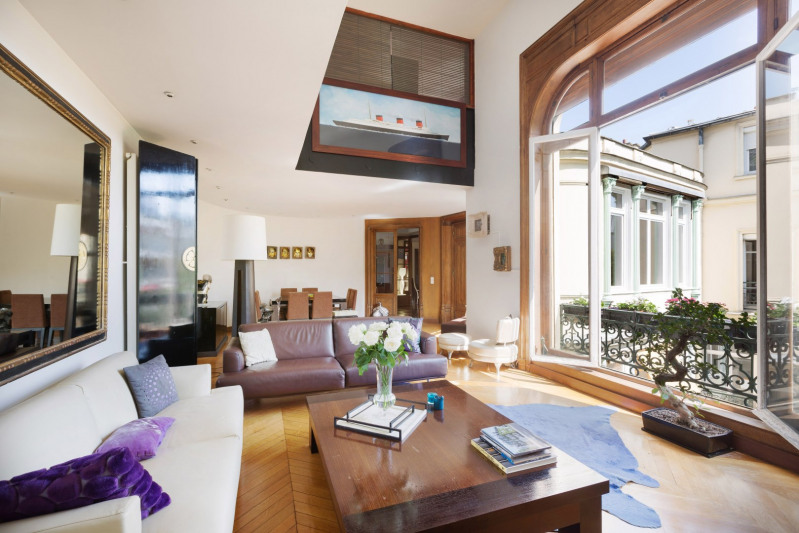 Verkoop van prestige  appartement Paris 16ème 5600000€ - Foto 7