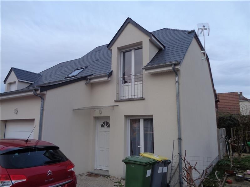 Location maison / villa La chapelle st mesmin 860€ CC - Photo 1