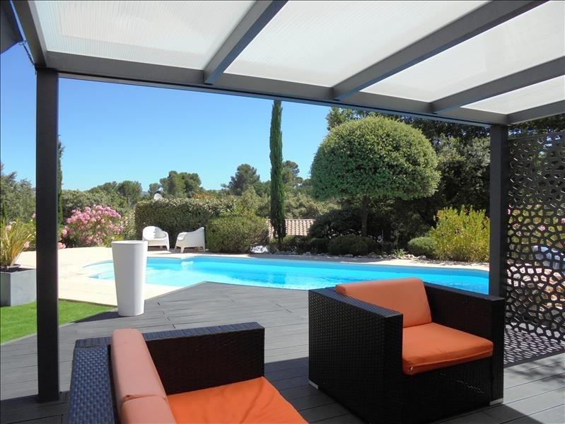 Venta de prestigio  casa Peyrolles en provence 555000€ - Fotografía 3