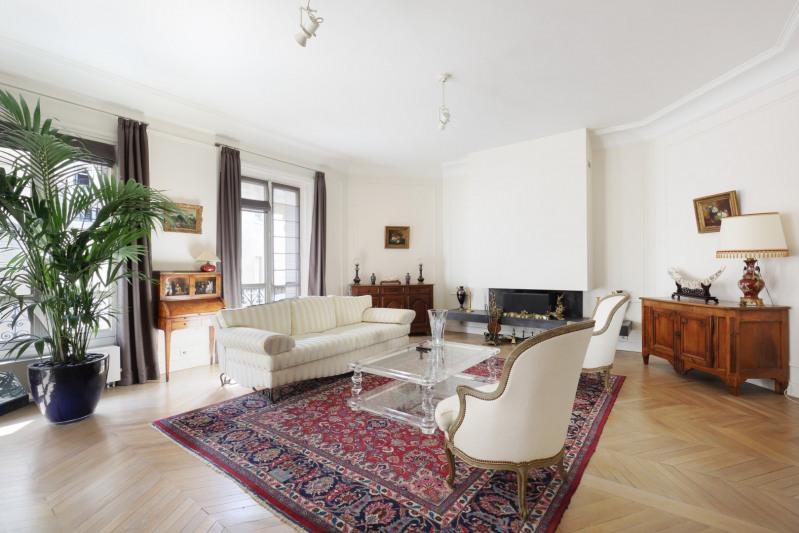 Deluxe sale apartment Paris 16ème 3150000€ - Picture 3