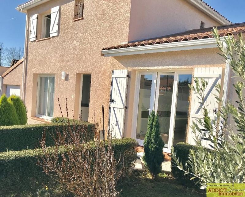 Vente maison / villa Bruguieres 299500€ - Photo 1