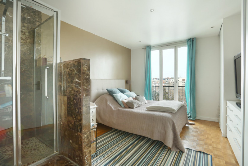Immobile residenziali di prestigio appartamento Paris 16ème 1040000€ - Fotografia 5