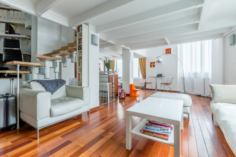Vente appartement Paris 18ème 699000€ - Photo 1