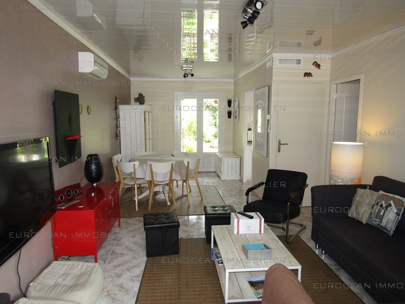 Vacation rental house / villa Lacanau 613€ - Picture 2