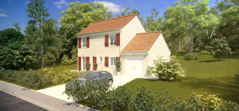 """Modèle de maison  """"Modèle de maison 4 pièces"""" à partir de 4 pièces Essonne par Maison pierre"""