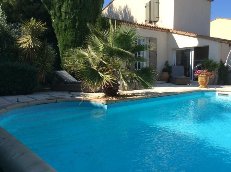 Vente maison / villa Milhaud 346500€ - Photo 1