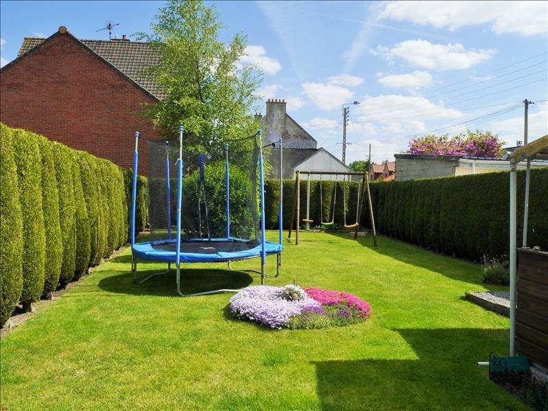 Sale house / villa Cauchy a la tour 137000€ - Picture 9