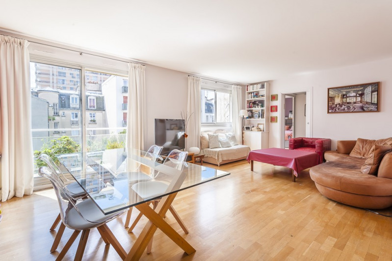 Vente de prestige appartement Paris 11ème 1 485 000€ - Photo 3