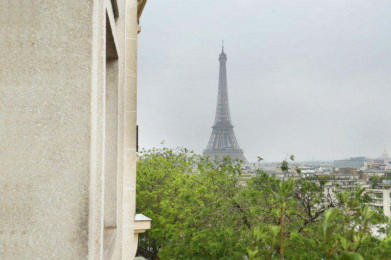 Immobile residenziali di prestigio appartamento Paris 16ème 885000€ - Fotografia 12