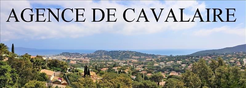 Vente de prestige maison / villa Cavalaire sur mer 2200000€ - Photo 1