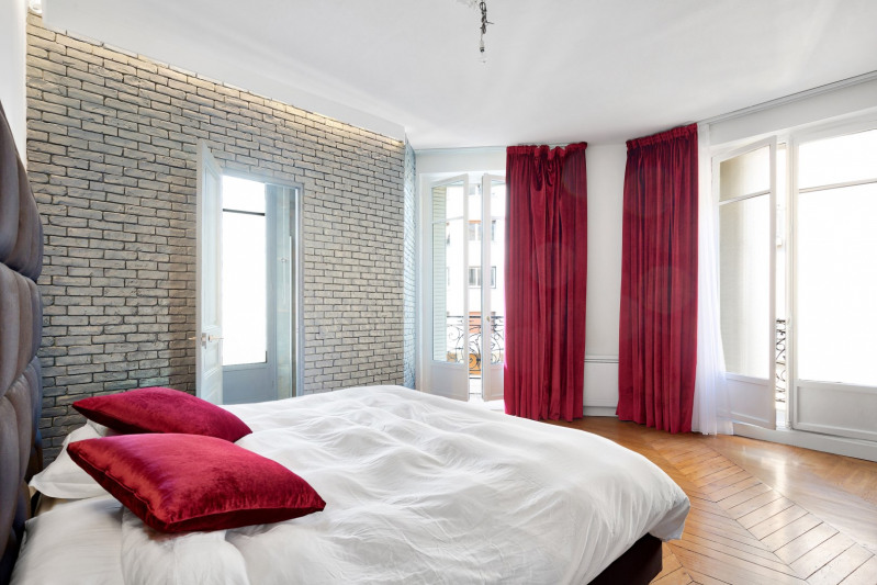 Deluxe sale apartment Paris 16ème 1 790 000€ - Picture 11