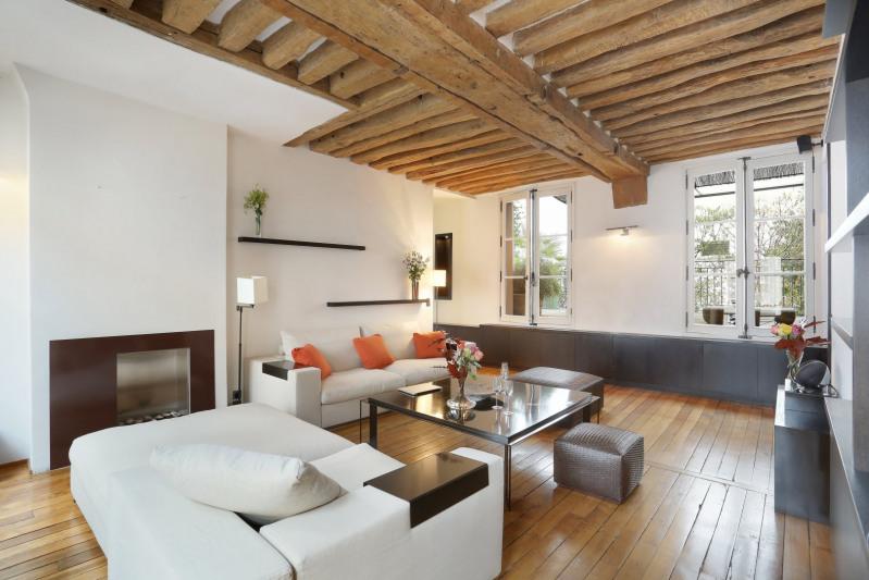 Verhuren  appartement Paris 7ème 3600€ CC - Foto 5