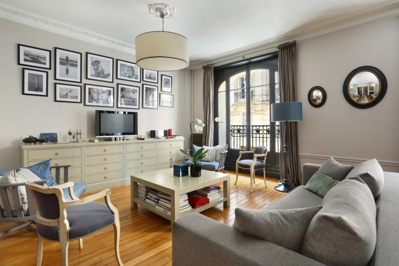 Immobile residenziali di prestigio appartamento Paris 16ème 1200000€ - Fotografia 5
