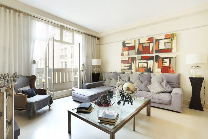 Deluxe sale apartment Neuilly-sur-seine 1910000€ - Picture 1