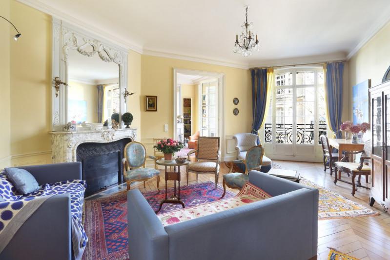 Revenda residencial de prestígio apartamento Paris 7ème 3290000€ - Fotografia 3
