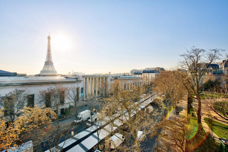 Revenda residencial de prestígio apartamento Paris 16ème 8400000€ - Fotografia 7