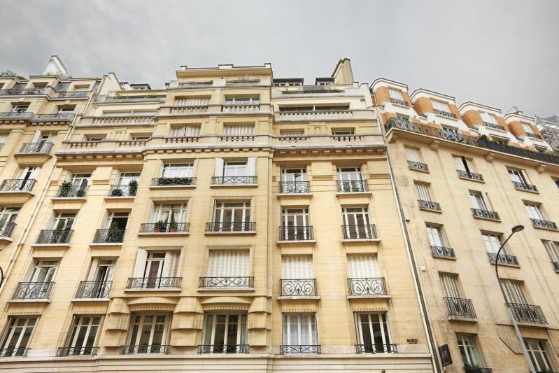 Vente de prestige appartement Paris 16ème 1225000€ - Photo 2