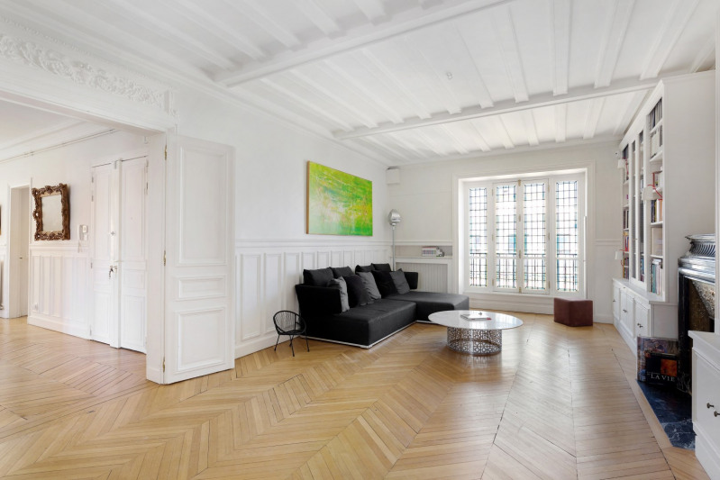 Vente de prestige appartement Paris 8ème 2340000€ - Photo 8