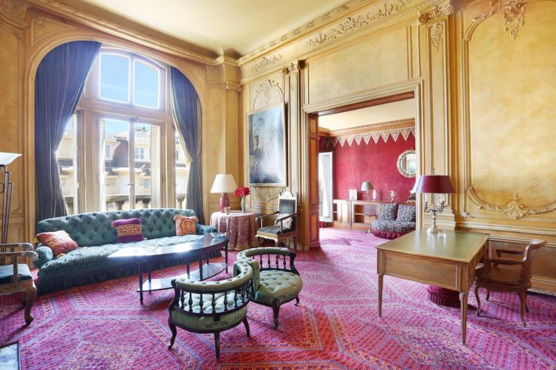 Revenda residencial de prestígio apartamento Paris 16ème 5750000€ - Fotografia 4