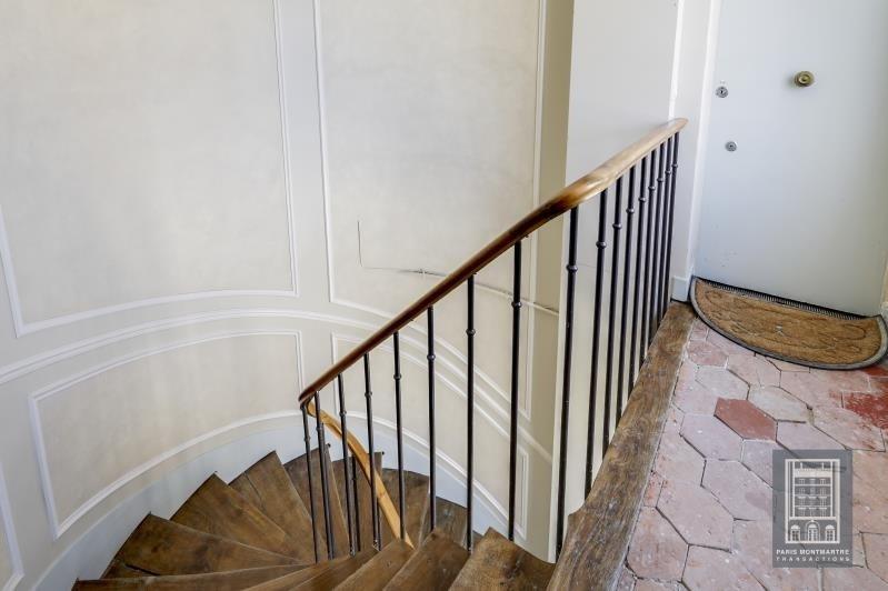Vente appartement Paris 18ème 636000€ - Photo 4