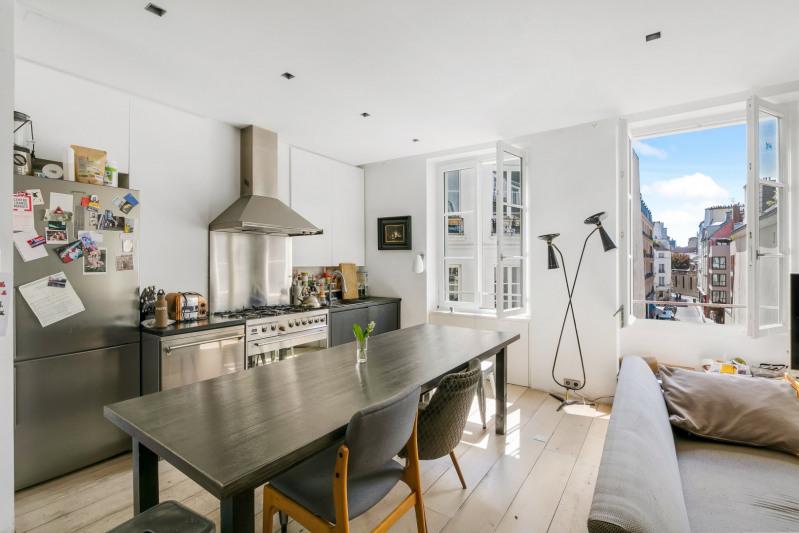Verkoop van prestige  appartement Paris 3ème 1600000€ - Foto 2
