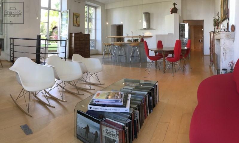 Vente de prestige appartement Saint germain au mont d'or 595000€ - Photo 1