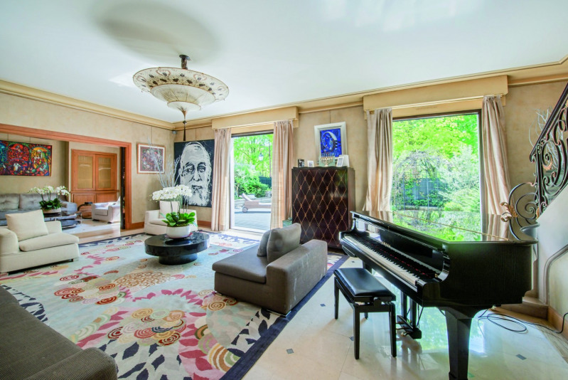 Deluxe sale apartment Neuilly-sur-seine 4840000€ - Picture 4