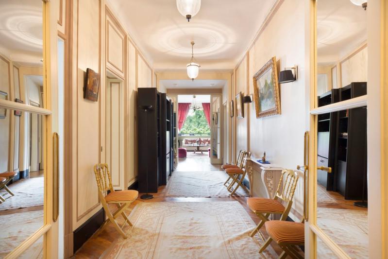 Immobile residenziali di prestigio appartamento Paris 16ème 2900000€ - Fotografia 5