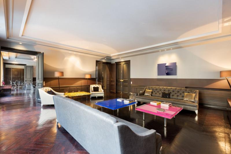 Revenda residencial de prestígio apartamento Paris 17ème 3570000€ - Fotografia 2