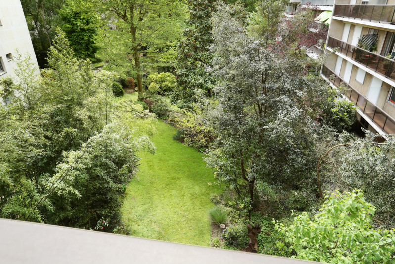 Deluxe sale apartment Neuilly-sur-seine 2 300 000€ - Picture 1
