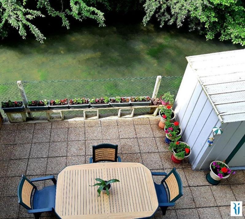 Sale apartment Le houlme 145700€ - Picture 1