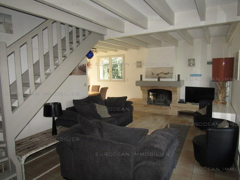 Vacation rental house / villa Lacanau ocean 565€ - Picture 2
