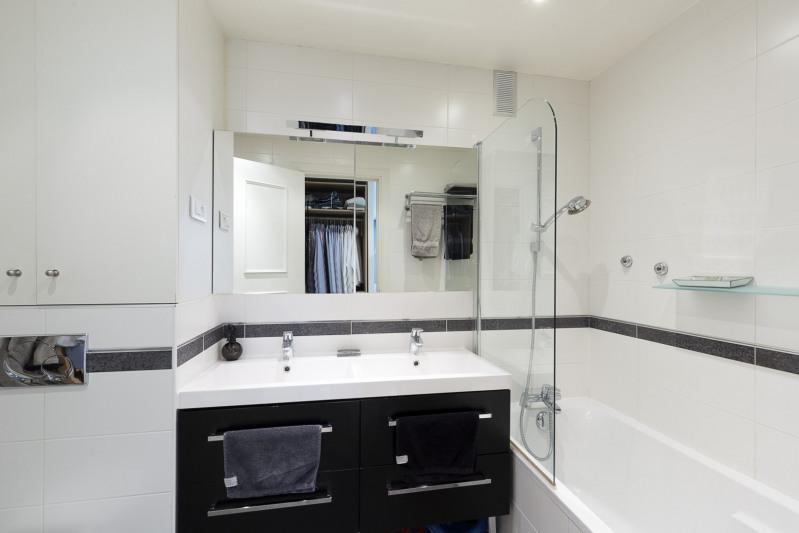 Vente de prestige appartement Paris 16ème 1125000€ - Photo 9