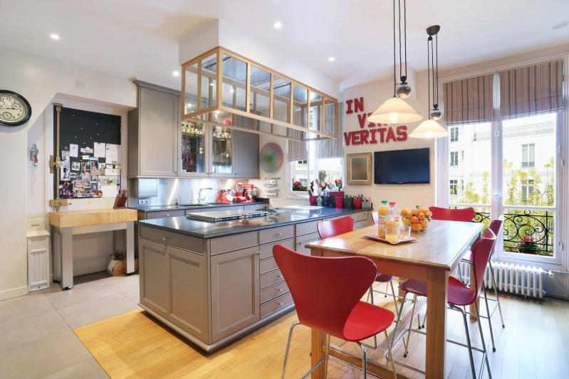 Vente de prestige appartement Paris 16ème 3250000€ - Photo 5