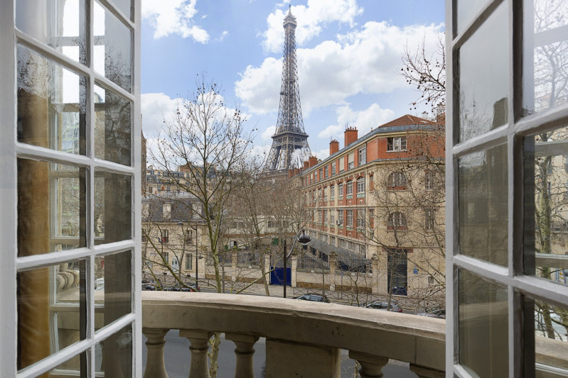 Revenda residencial de prestígio apartamento Paris 7ème 4680000€ - Fotografia 3