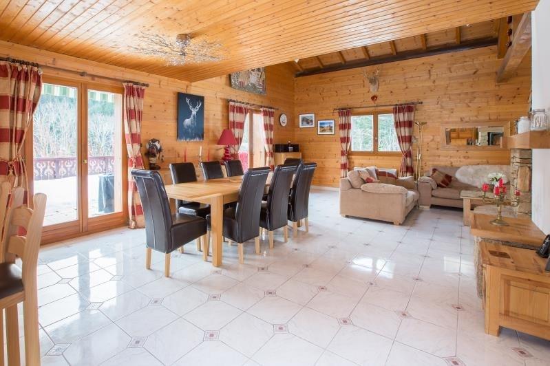 Immobile residenziali di prestigio casa La cote d arbroz 757000€ - Fotografia 2