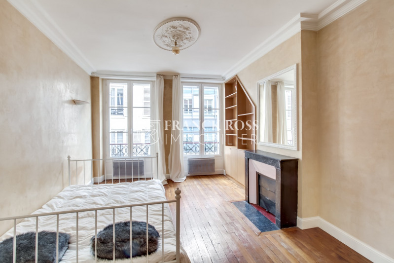 Vente appartement Paris 8ème 420 000€ - Photo 1