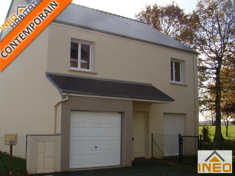 Location maison / villa Geveze 850€ CC - Photo 1