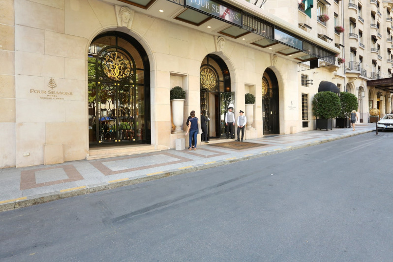 Vente de prestige appartement Paris 8ème 1750000€ - Photo 13