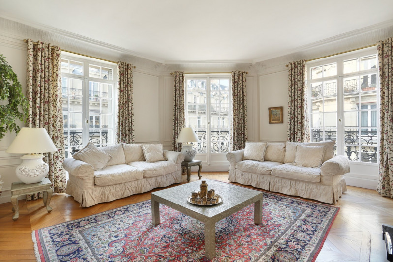 Vente de prestige appartement Paris 8ème 2625000€ - Photo 1
