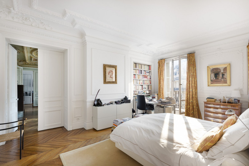 Deluxe sale apartment Paris 1er 3 250 000€ - Picture 12