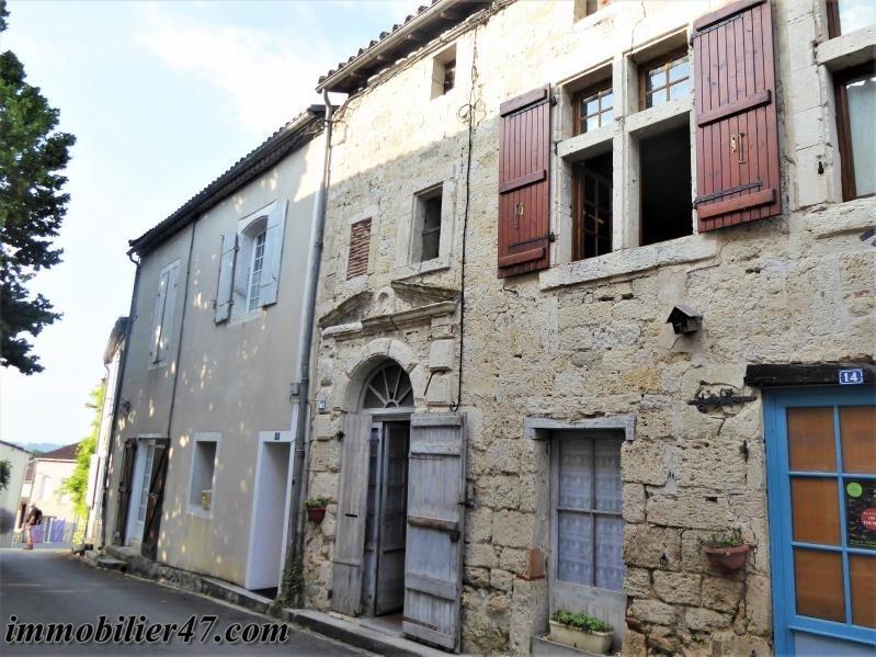 Sale house / villa Montpezat 39900€ - Picture 1
