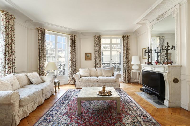 Vente de prestige appartement Paris 8ème 2625000€ - Photo 2