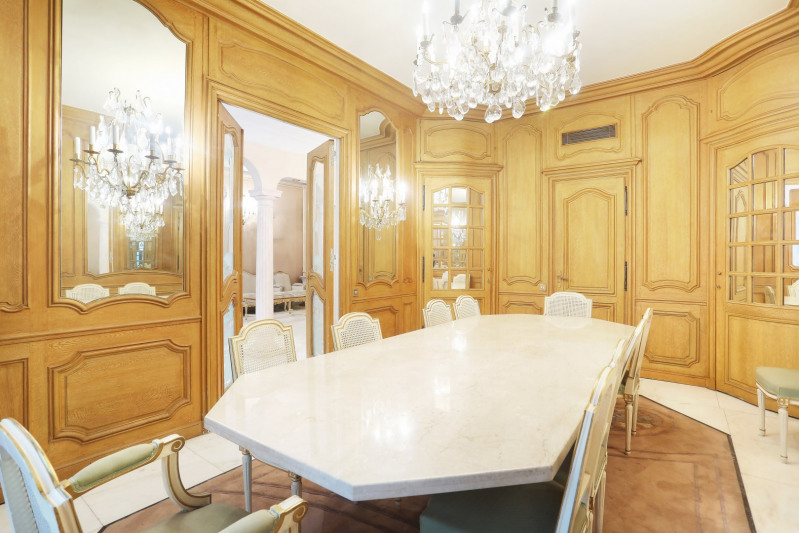 Vente de prestige maison / villa Paris 16ème 8700000€ - Photo 11