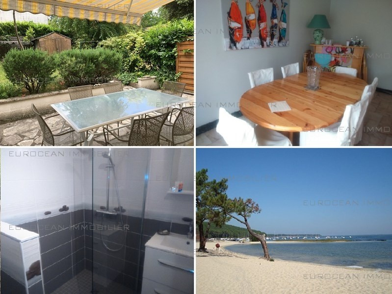 Location vacances maison / villa Lacanau 495€ - Photo 1
