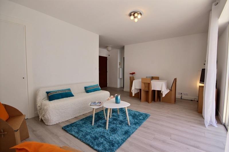Vente appartement Juan les pins 278000€ - Photo 1
