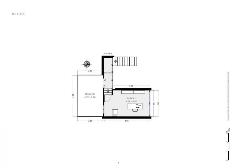 Deluxe sale apartment Paris 19ème 1365000€ - Picture 15