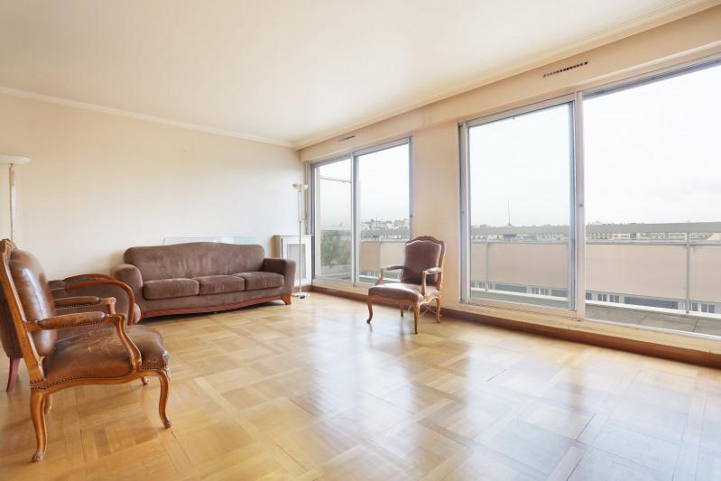 Vente de prestige appartement Paris 16ème 1700000€ - Photo 4