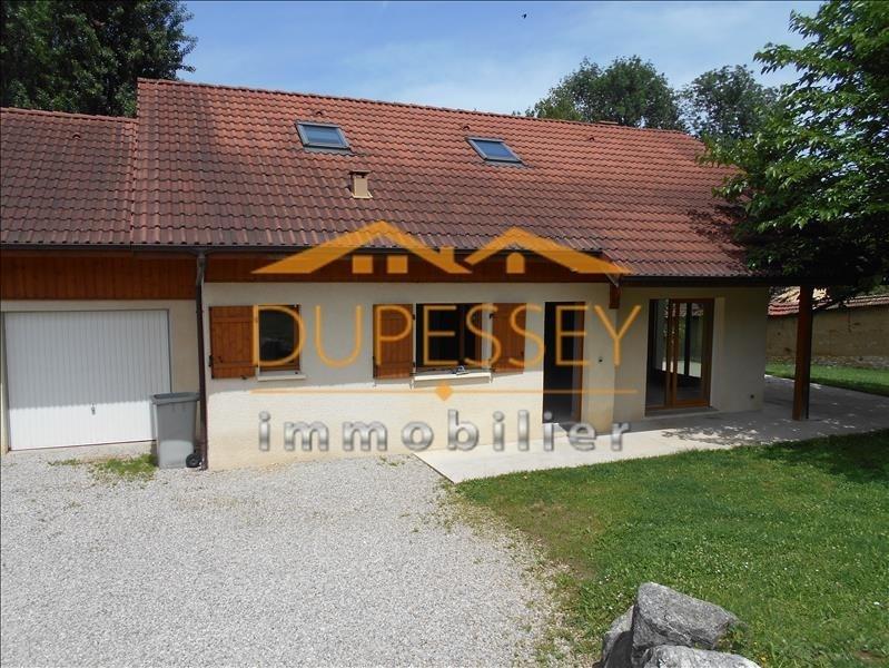 Vente maison / villa Le pont de beauvoisin 222000€ - Photo 1