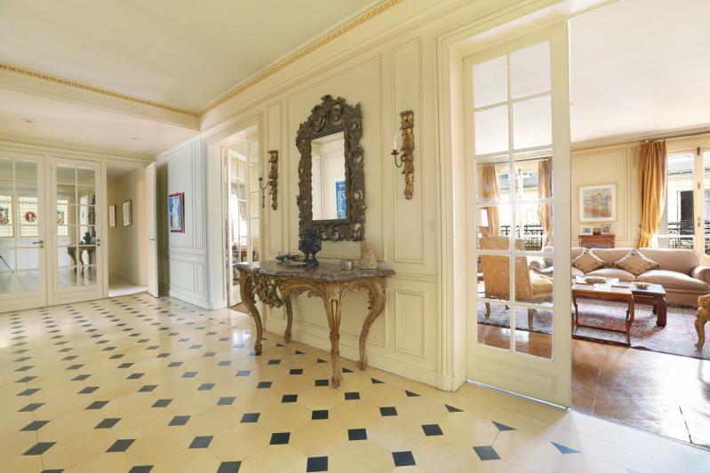 Revenda residencial de prestígio apartamento Paris 16ème 2650000€ - Fotografia 1